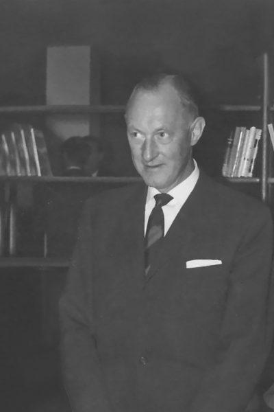 Helge Sibast 1908-1985 Portrait